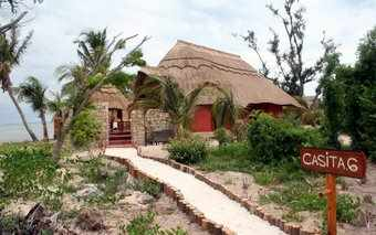 A photo of a Casita at Benguerra Island Lodge