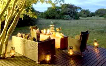 A photo of Phinda Forest Lodge