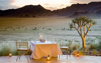 A photo of Sossusvlei Desert Lodge