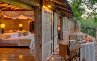 A photo of Lake Manyara Tree Lodge