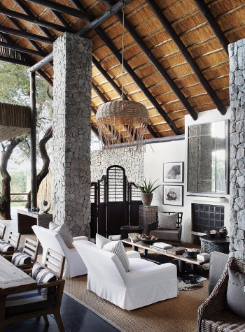 Londolozi Game Reserve Private Granite Suites Southern