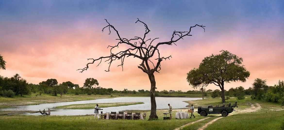 Walking ... & Luxury Safaris at Ngala Tented Camp in the Kruger Park Southern ...