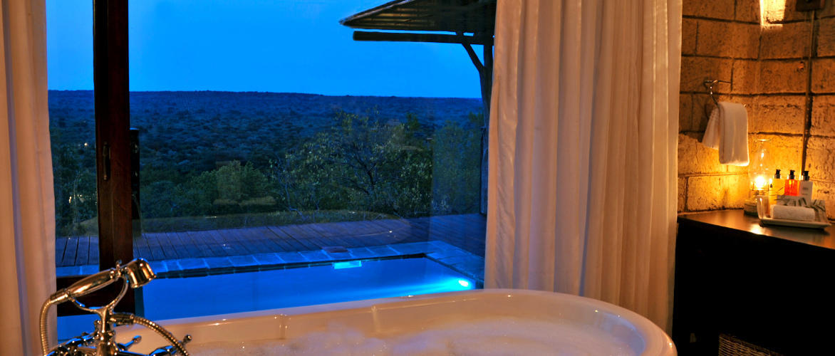 En Suite Bathroom South Africa: Zwahili Private Game Lodge, Waterberg, Limpopo Province